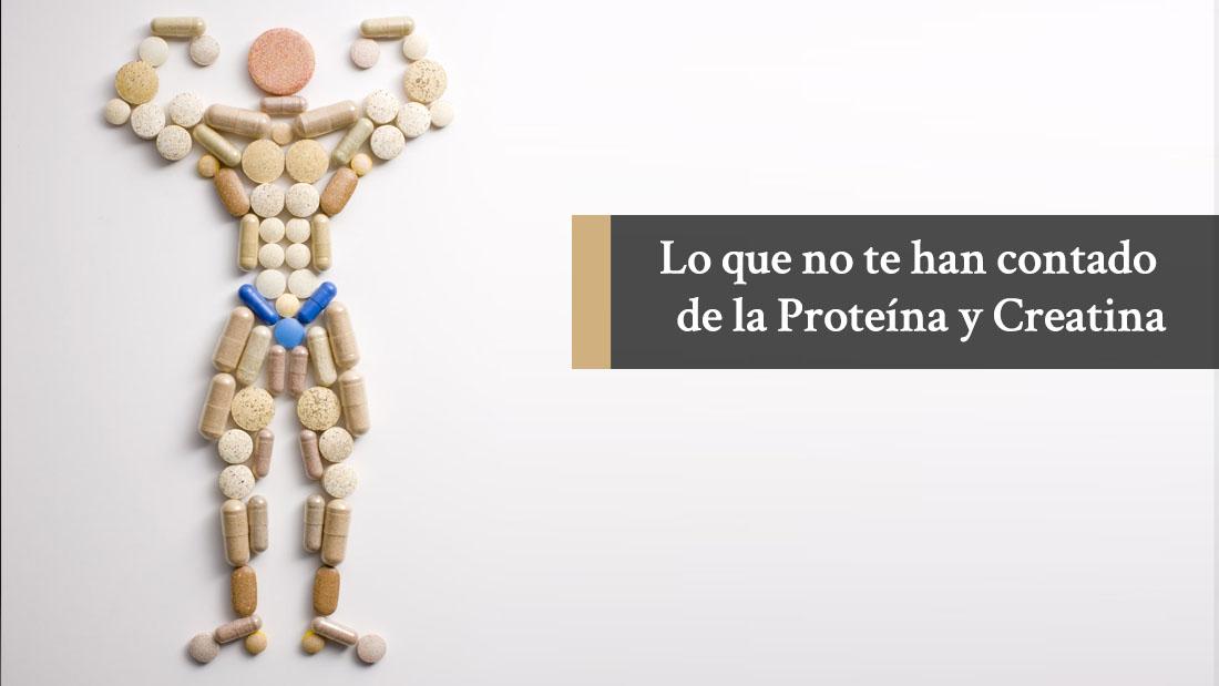 Suplementos Deportivos para Ganar Músculo: Proteínas y Creatina