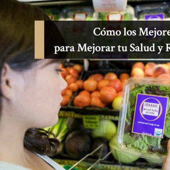 Cómo Elegir los Alimentos para Mejorar Tu Salud
