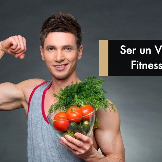 Ser un Vegetariano Fitness Saludable