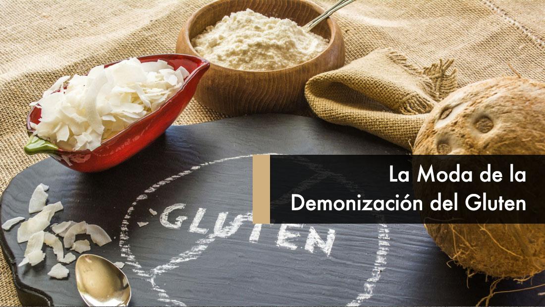 La Moda de la Demonización del Gluten