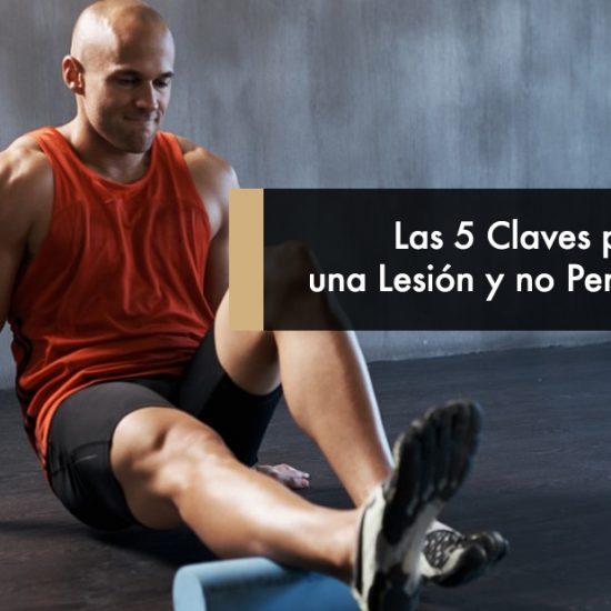 Las 5 Claves para Afrontar una Lesión y no Perder la Forma