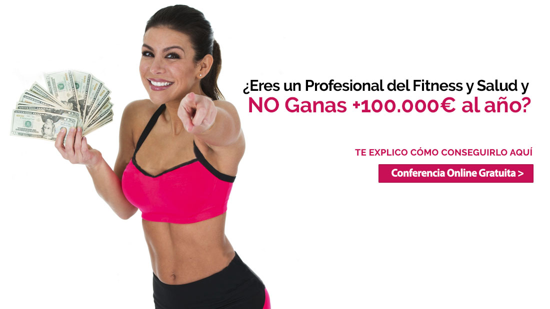Taller Práctico Gratuito para Ayudar a Profesionales del Fitness y la Salud a ganar más dinero con sus servicios