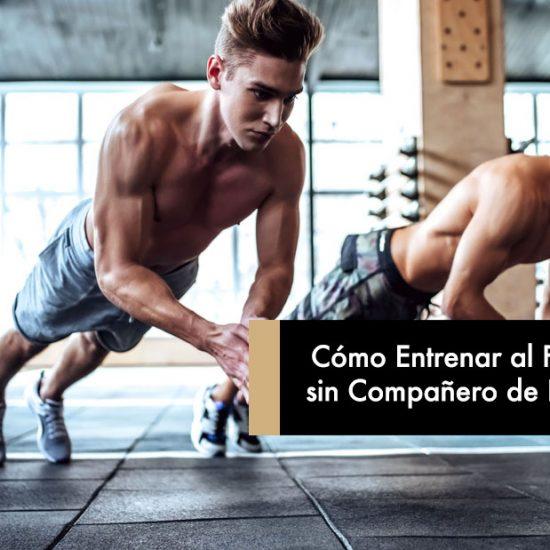 Cómo Entrenar al Fallo Muscular sin Compañero de Entrenamiento