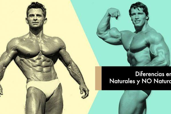 Diferencias entre Naturales y NO Naturales