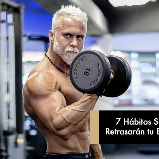 7 Hábitos Saludables que Retrasarán tu Envejecimiento