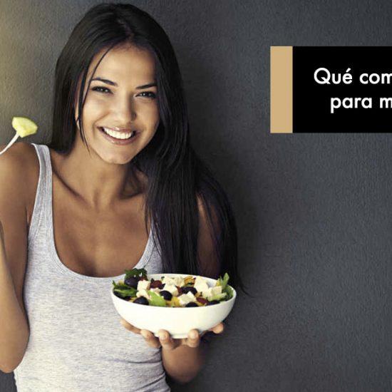 Qué comer entre horas para mejorar tu físico