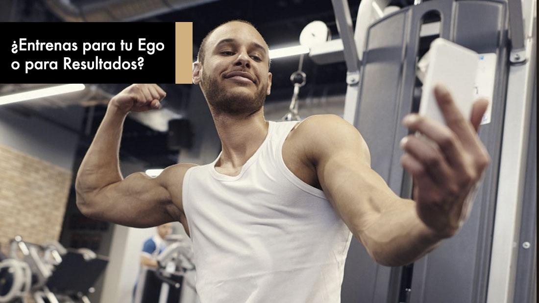 ¿Entrenas para tu Ego o para Resultados?