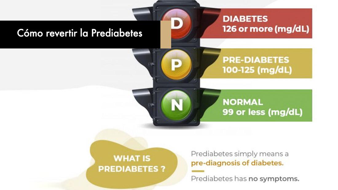 Cómo Revertir una PreDiabetes