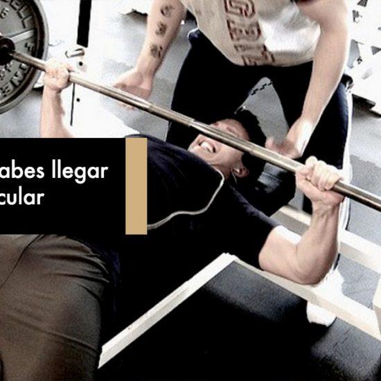 Por qué no sabes llegar al Fallo Muscular