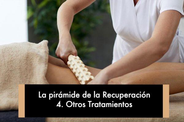 La pirámide de la recuperación: 4. Otros tratamientos